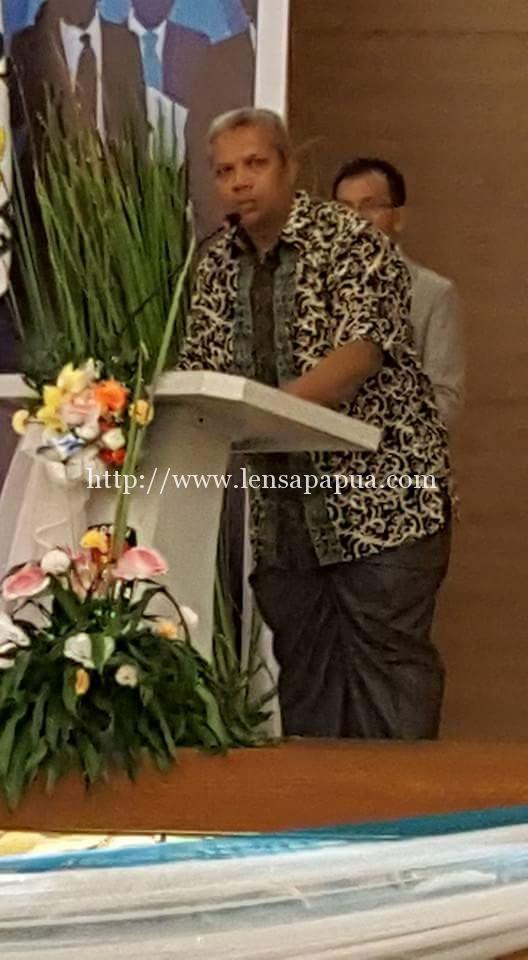 Ketua KPU Kabupaten Sorong. Marthinus. A. Nasarany. SH.
