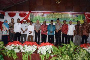 Potret Kebersamaan Kapolda bersama Gubernur, Bupati Manokwari, Kapolres Manokwari dan Jajaran Tokoh Masyarakat serta Agama