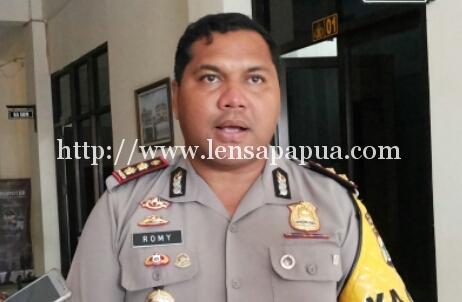 Kapolres Sorong Selatan, AKBP Romy Tamtelahitu, S.Ik dok/red