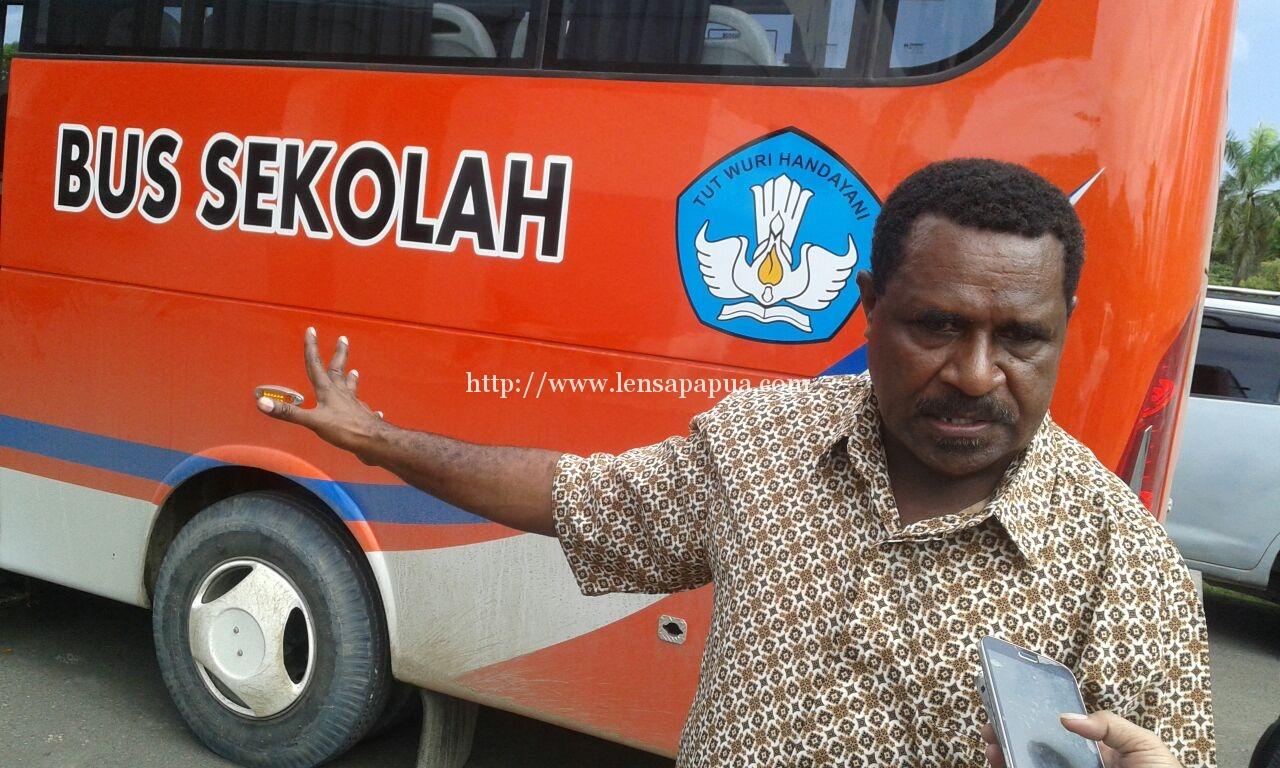 Pengoperasian Bus Sekolah Ditangani Dinas P dan P