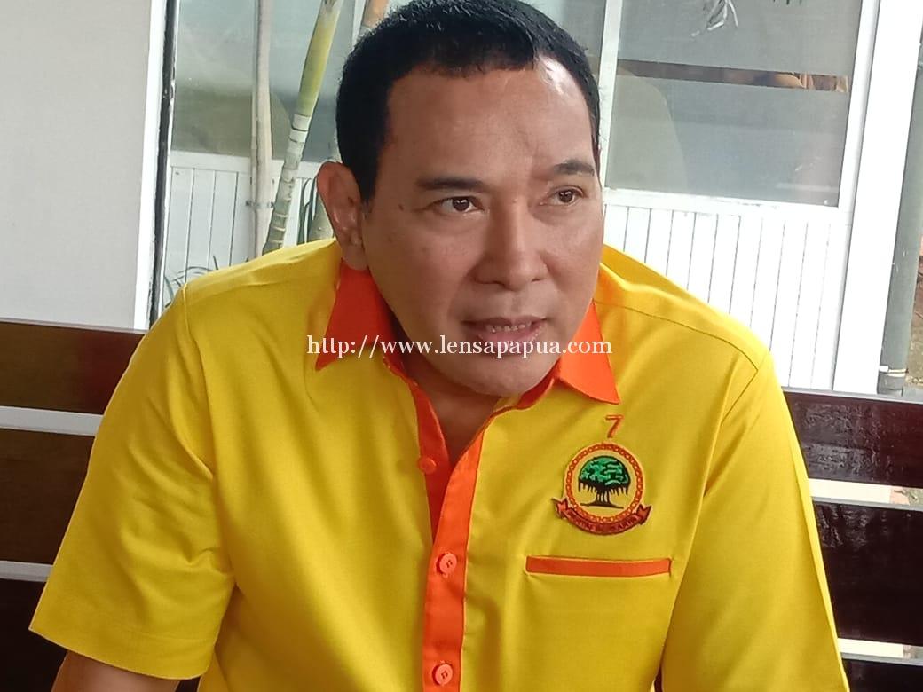Ketua Umum Partai Berkarya, Hutomo Mandala Putra (Tommy Soeharto). Dok/red