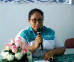 Kepala SKB Biak Numfor, Margaretha Singgamui, S.Pd. dok/red