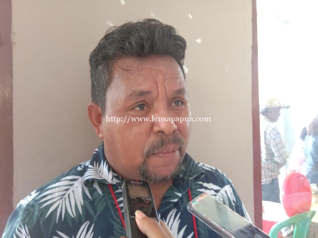 Kepala Dinas Pariwisata Kabupaten Biak, Ony Dangeubun. dok/red