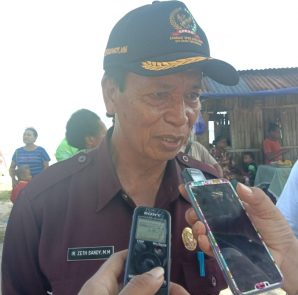 Ketua DPD NasDem Biak Numfor, Zeth Sandy, MM. dok/red