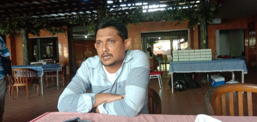 Ketua PKN Biak, Joey Lawalata. Dok/red