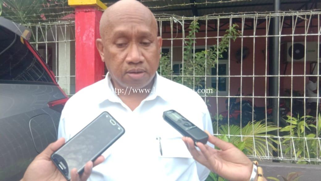 Sekretaris Daerah Kabupaten Biak Numfor, Markus O. Mansnembra. Dok/red