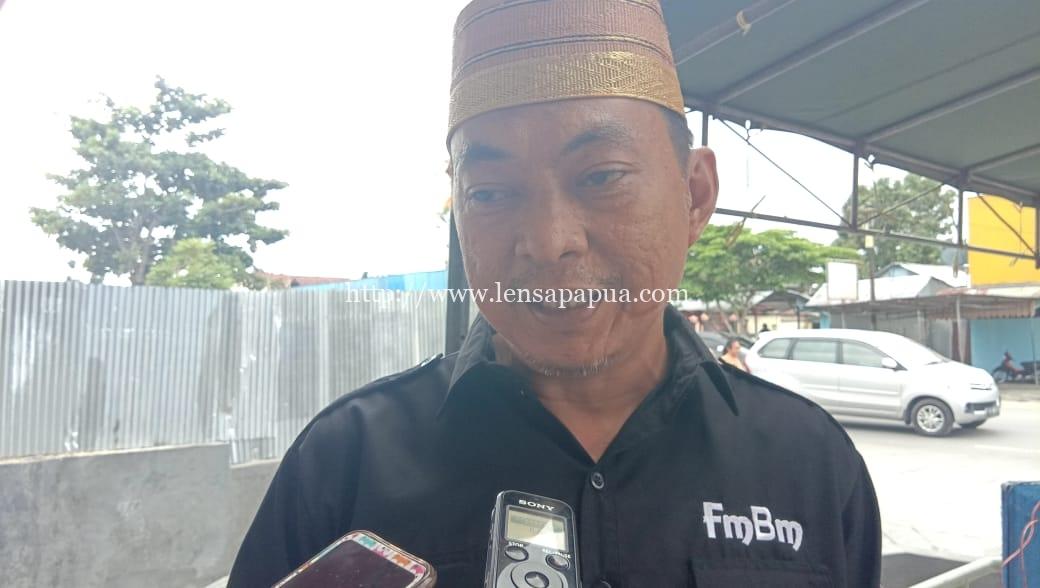 Ketua DPC PKB Biak Numfor, Andi Arif. Dok/red
