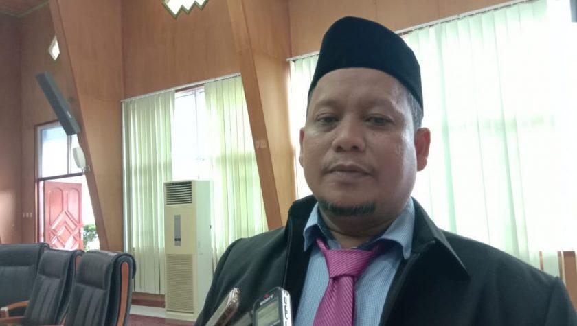 Sekretaris KPUD Biak Nunfor, Agus Filma. Dok/red