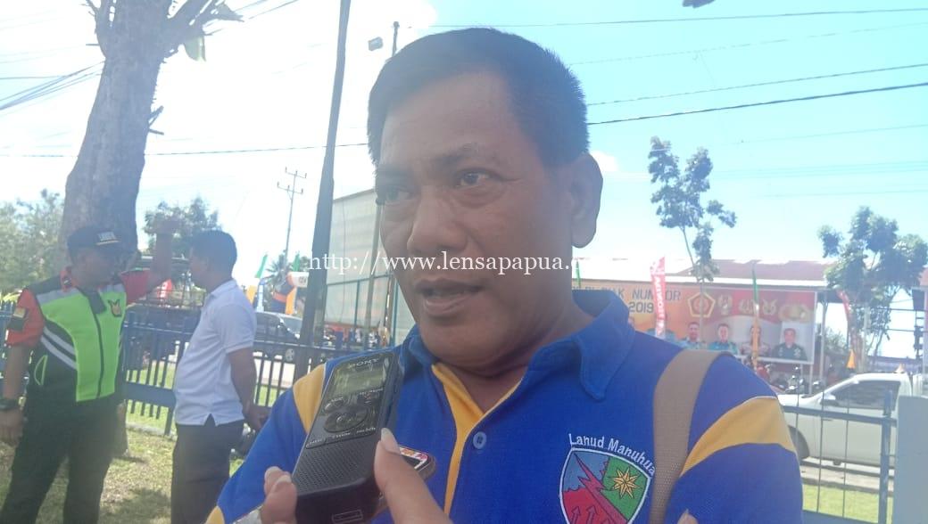 Kasibaseops Lanud Manuhua Biak, Kapten Waluyo. Dok/red