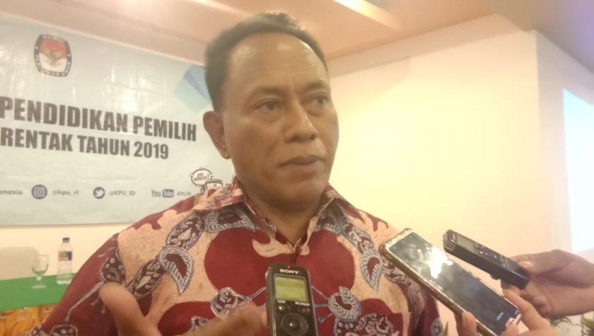 Anggota Komisi II DPR RI, Komarudin Watubun. Dok/red