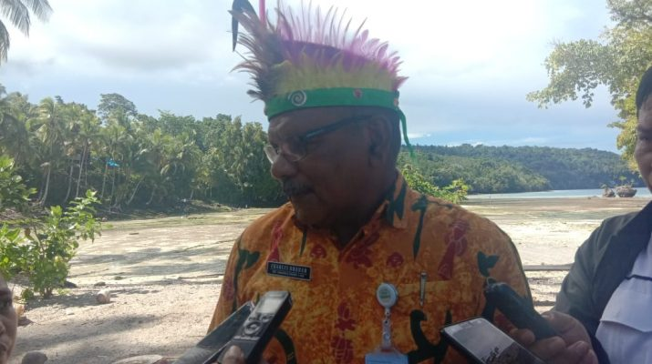 Perwakilan BKKBN Provinsi Papua, Charles Brabar. Dok/red