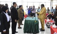 47 Pejabat Administrator Dan Pengawas Dilantik Bupati Sorong