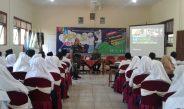 Babinsa Pati Berikan Pembekalan Wawasan Kebangsaan Dan Nasionalisme Bagi Generasi Muda