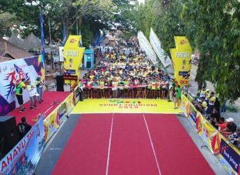"""""""Sport Tourism Pati Run tahun 2019"""". Dalam Rangka Menyambut HUT ke 74  TNI"""