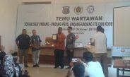 Bupati Sorong: Harapkan Para Jurnalis Kemas Berita Berimbang/Chek And Balance