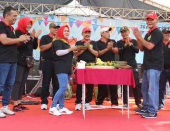 Dandim Pati. Pererat Silaturahmi Dengan WA Grup Noto Projo Bangun Deso Kabupaten Pati