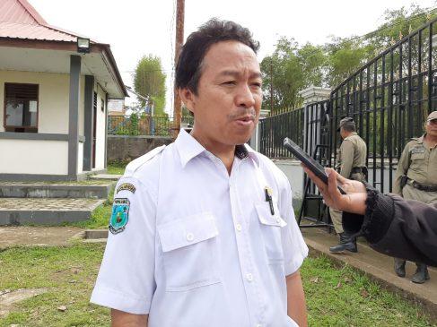 Sekretaris DPRD Kabupaten Sorong, Marthen Luther Panjala.
