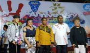 Regina Ivanova, Nobo Idol dan Hendry Lamiri Meriahkan HUT Smansa Biak Ke 37