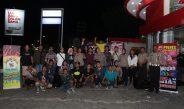 Peringati Hari Pahlawan, Polres Biak Numfor Gandeng BMC Hibur Masyarakat