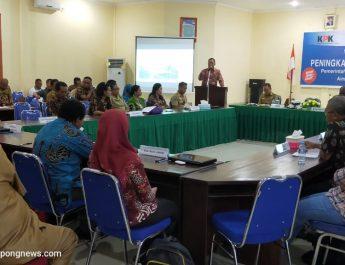 Tingkatkan Kapabilitas 70 APIP Se-Papua Barat Melalui Kegiatan Satgas Pembelajaran KPK
