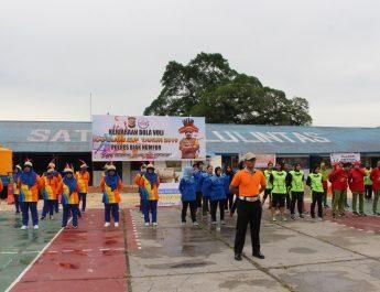 Kejuaraan Bola Voli Kapolres Cup Tahun 2019 Polres Biak Numfor Diikuti 59 Tim