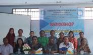 SKB Biak Gelar Workshop Pembuatan APE dari Bahan Bekas Bagi Guru PAUD