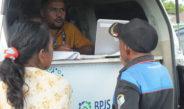 BPJS Kesehatan Biak Adakan Layanan MCS di Terminal Darfuar, Masyarakat Merasa Cepat Mendapat Informasi