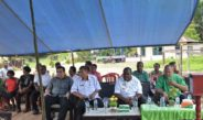 Bupati Sorong Minta Kerjasama Masyarakat Dalam Pembangunan Gereja Silo Mariat Gunung