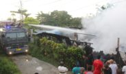 Satu Rumah di Kampung Baru Biak, Habis Dilalap Api