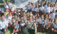SD YPK Inpendi Adoki, Mendapat Edukasi Tertib Berlalulintas Dari Polantas Biak