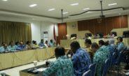 Rakor Perdana Bupati Bersama Pimpinan OPD Tanpa Suguhan Air Botol Kemasan
