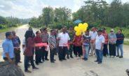 Kembali Lagi Pemkab Sorong Resmikan Peningkatan Tiga Ruas Jalan Dengan Panjang 5.3 Kilometer