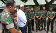 Dandim Pati Lepas Anggota Yang Diperbantukan Ke Papua
