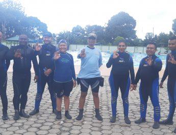Apuse Divers Biak Adakan Pelatihan Selam Kelas Pemula Open Water