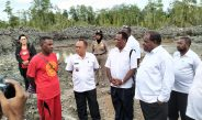 Bupati Sorong: Penggalian Tambak Bisa Dilanjutkan Jika Kelestarian Lingkungan Tetap Terjaga & Memberikan Keuntungan Yang Berkesinambungan Bagi Masyarakat