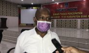 Sekda Biak Numfor Berharap Masyarakat Dukung Upaya Pemerintah Dalam Pencegahan Covid-19