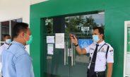 Masyarakat Apresiasi Protokol Pencegahan Virus Corona di Kantor Bpjs Kesehatan Biak