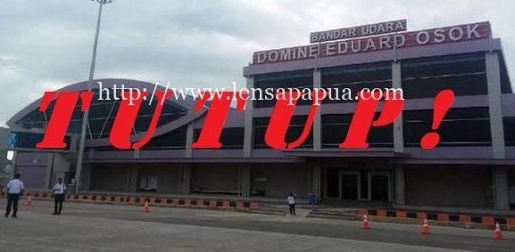 Bandar Udara Domine Eduard Osok (DEO) Sorong