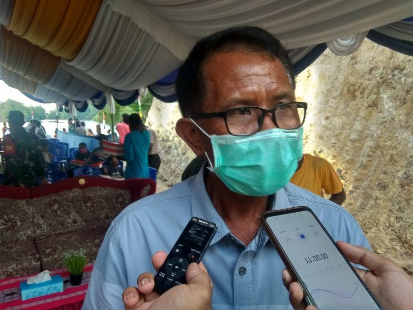 Kepala Dinas Pekerjaan Umum Kabupaten Sorong, Sukadi, BE. Dok/red
