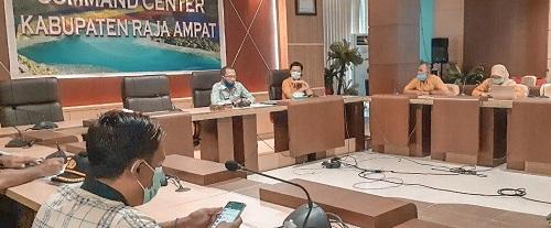 Sauasana Forum Kemitraan dan Komunikasi BPJS Kesehatan dan Pemkab Raja Ampat. dok/jamkesnews