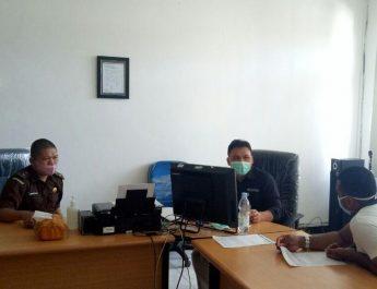 Kejari bersama BPJS Kesehatan Cabang Sorong melakukan sosialisasi relaksasi iuran bagi badan usaha. dok. whd/red