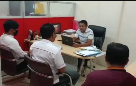 Layanan konsultasi hukum oleh Satreskrim Polres Sorong. Dok/red