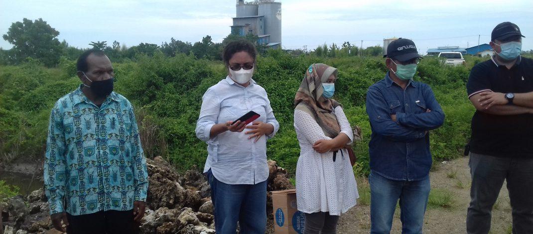 PT. Inti Kebun Sejahtera Akan Segera Kelola/Pagar Keliling Lahan 10 Ha di Kawasan KEK Sorong