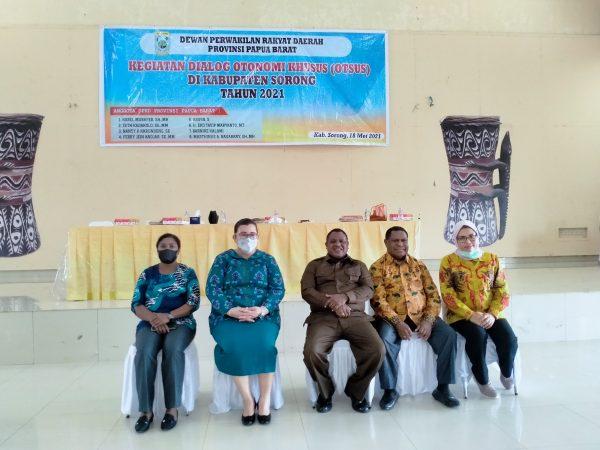 Anggota DPRD Papua Barat