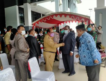 Bupati Sorong : Pasca Covid-19 Daya Beli Masyarakat Turun Drastis