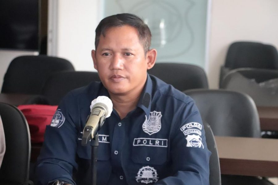 Kabid Humas Polda Papua Barat, Kombes Pol. Adam Erwindi. Dok/humas