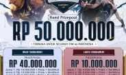 Pacu ESport, Jateng Gelar Turnamen Mobile Legend Nasional