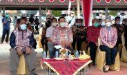 Pembangunan Alun-Alun Aimas Kabupaten Sorong Telan Biaya 53 M