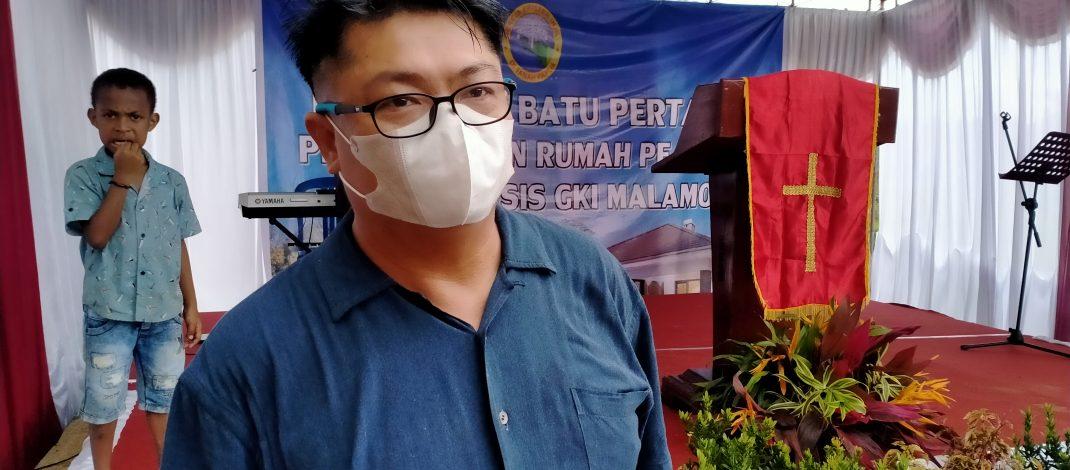 3 M Dana Hibah Pemprov Papua Barat Untuk Pembangunan 2 Unit Rumah Jabatan Ketua & Sekretaris Bakal Klasis GKI Malamoi Kabupaten Sorong